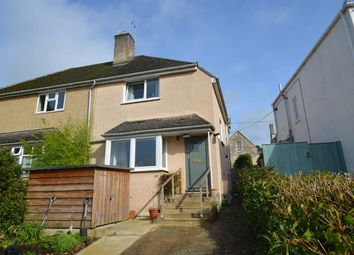 Thumbnail 2 bedroom semi-detached house for sale in Cowle Road, Stroud