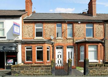 Thumbnail 2 bedroom terraced house for sale in Navigation Road, Altrincham