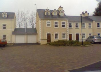 Thumbnail 4 bed terraced house to rent in Africa Court, Salisbury Street, Douglas, Isle Of Man