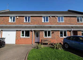 Thumbnail 3 bed terraced house for sale in Commissioners Wharf, North Shields