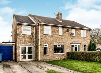 4 bed semi-detached house for sale in Tostig Close, Stamford Bridge, York, East Riding Yorkshire YO41