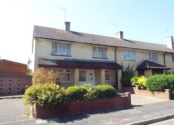 Thumbnail 4 bedroom end terrace house for sale in Maybush, Southampton, Hampshire