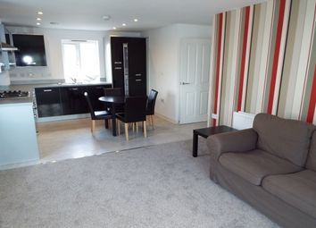 Thumbnail 2 bed flat to rent in Ffordd James Mcghan, Cardiff