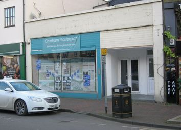 The Broadway, High Street, Chesham HP5. Retail premises to let