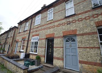 Thumbnail 3 bed terraced house to rent in Oster St, St Albans