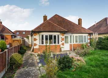 Thumbnail 2 bed detached bungalow for sale in Castle Lane West, Bournemouth