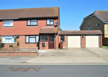 Thumbnail 3 bed property for sale in Stoke Road, Hoo, Rochester