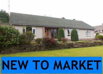 Thumbnail 3 bed detached bungalow for sale in Hamilton Place, Perth