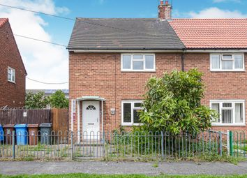 Thumbnail 2 bed semi-detached house for sale in Stoke Street, Hull