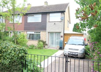 Thumbnail 3 bed semi-detached house for sale in 7 Mill Meadow View, Blyth, Worksop