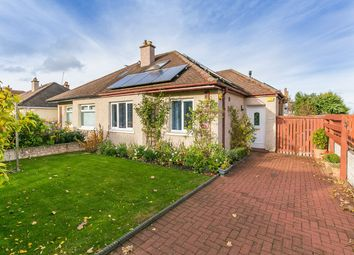 Thumbnail 3 bed semi-detached bungalow for sale in Bailie Terrace, Duddingston, Edinburgh