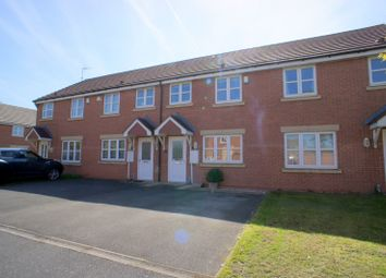 Thumbnail 2 bed town house to rent in Knights Road, Chellaston, Derby