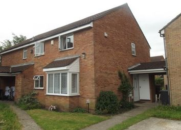 Thumbnail 2 bed property to rent in Lincoln Crescent, Biggleswade