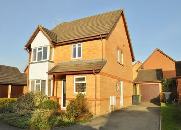 Thumbnail 4 bed detached house for sale in Thorn Lea, Evesham