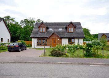 Thumbnail 3 bed detached house for sale in Aldersyde, Taynuilt