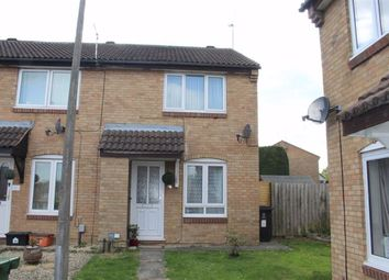 Thumbnail 2 bed end terrace house to rent in Thornford Drive, Westlea, Swindon