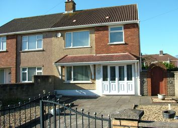 Thumbnail 3 bed semi-detached house to rent in Dalton Road, Sandfields