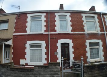 Thumbnail 3 bedroom terraced house for sale in Tydraw Street, Port Talbot, West Glamorgan