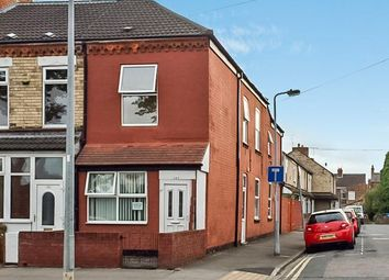Thumbnail 3 bedroom end terrace house for sale in Albert Avenue, Anlaby Road, Hull