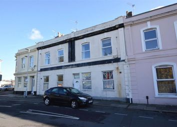 Thumbnail 1 bedroom flat for sale in Patna Place, Plymouth, Devon