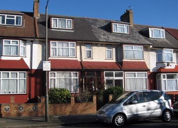 Thumbnail 4 bed terraced house to rent in Hebdon Road, Tooting, London