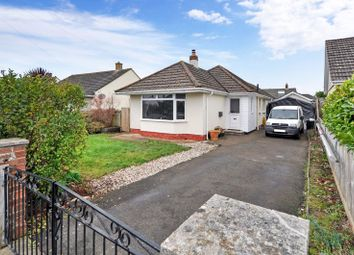 Thumbnail 2 bed detached bungalow for sale in Clifford Avenue, Kingsteignton, Newton Abbot