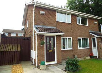 Thumbnail 2 bed semi-detached house for sale in Maypark, Bamber Bridge, Preston, Lancashire