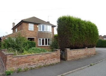 Thumbnail 3 bed detached house for sale in Peterfield Road, Whitwick, Leicestershire