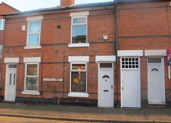 Thumbnail 2 bed property to rent in Lynton Street, Derby