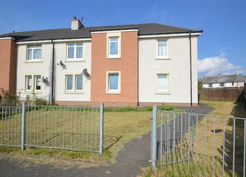 Thumbnail 3 bed flat for sale in Belvidere Crescent, Bellshill