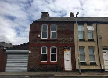 Thumbnail 2 bedroom end terrace house for sale in 110 Gray Street, Bootle, Merseyside