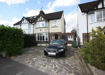 Thumbnail 4 bed semi-detached house to rent in Long Deacon Road, North Chingford, London