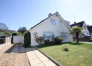 Thumbnail 2 bed semi-detached house for sale in Chandos Road, Rodborough, Stroud