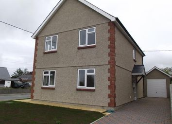 Thumbnail 3 bed detached house for sale in Maes Twnti, Lon Isaf, Morfa Nefyn, Pwllheli