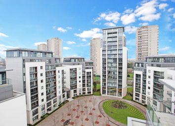 Thumbnail 3 bed flat for sale in Pump House Crescent, Brentford