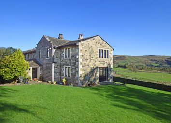 Thumbnail 3 bed semi-detached house for sale in Flower Scarr Road, Todmorden