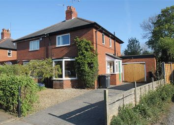 Thumbnail 3 bed semi-detached house for sale in St Johns Road, Harrogate, North Yorkshire