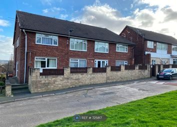 Thumbnail 1 bed flat to rent in Brailsford Court, Sheffield