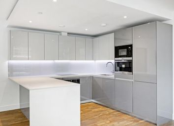 Thumbnail 3 bed flat to rent in Meridian House, Battersea Reach