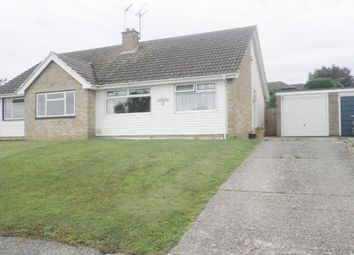Thumbnail 2 bed semi-detached bungalow to rent in Hoxne Close, Stowmarket