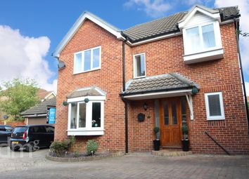 Centaury Close, Stanway, Colchester CO3. 4 bed detached house