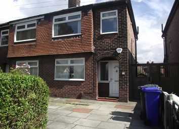 Thumbnail 3 bed property to rent in Hart Road, Fallowfield, Manchester