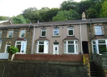 Thumbnail 3 bed terraced house for sale in Commercial Road, Abercarn, Newport