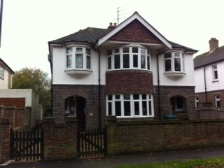Thumbnail 2 bed flat to rent in Silverston Avenue, Bognor Regis