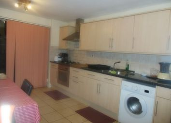Thumbnail 3 bed terraced house to rent in North Twelft Street, Central Milton Keynes