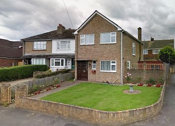 Thumbnail 4 bed detached house for sale in Watersplash Road, Shepperton, London