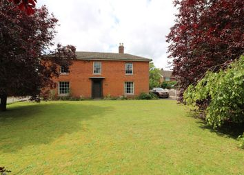 Thumbnail 5 bed detached house for sale in Hillcrest Court, Ipswich Road, Pulham Market, Diss