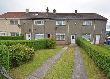 Thumbnail 2 bed terraced house for sale in Waverley Terrace, Dumbarton, West Dunbartonshire