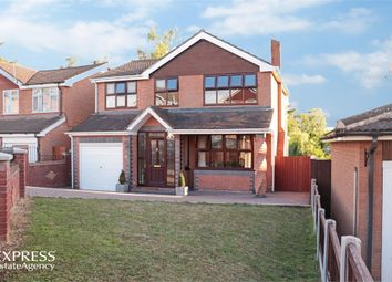 Thumbnail 4 bed detached house for sale in Sunart Close, Crewe, Cheshire
