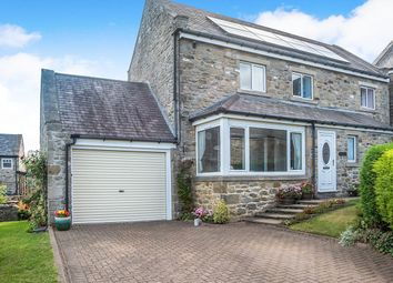 Thumbnail 3 bedroom detached house for sale in High Mickley, Stocksfield
